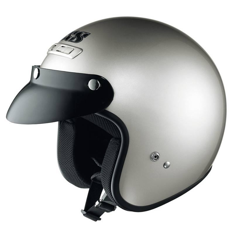 iXS Helm HX104, silber