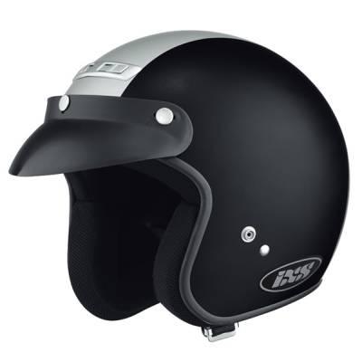iXS Helm HX105, schwarz-silber