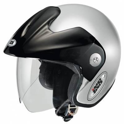 iXS Helm HX144, silber