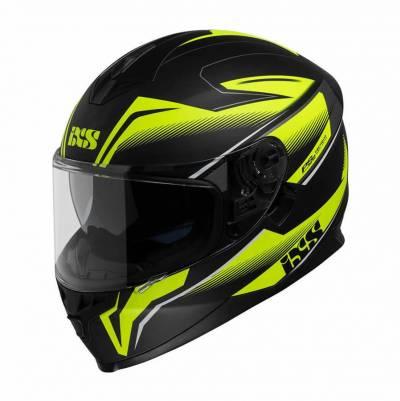 iXS Helm iXS1100 2.3, schwarz-fluogelb matt