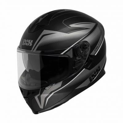 iXS Helm iXS1100 2.3, schwarz-grau matt