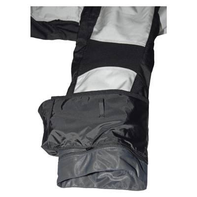 iXS Hose Eagle Pants, grau-schwarz-rot