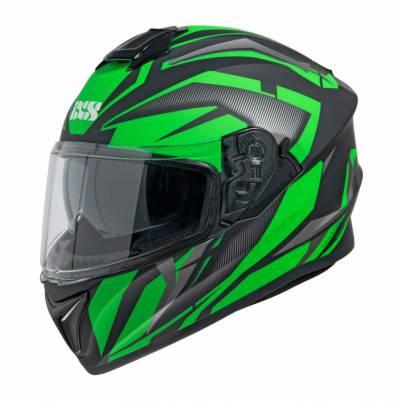 iXS Integralhelm iXS216 2.1, schwarz grün