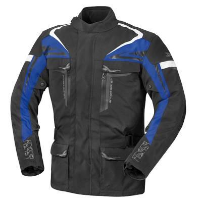 iXS Jacke Blade, schwarz-blau-weiß