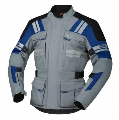 iXS Jacke Blade-ST 2.0, grau-blau-schwarz