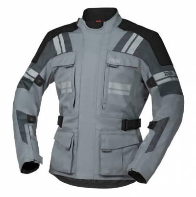 iXS Jacke Blade-ST 2.0 grau-silber-schwarz