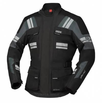 iXS Jacke Blade-ST 2.0 schwarz-grau