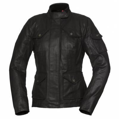 iXS Jacke Classic Vintage Damen, schwarz
