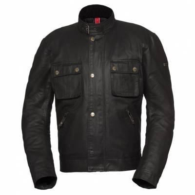 iXS Jacke Classic Vintage kurz, schwarz