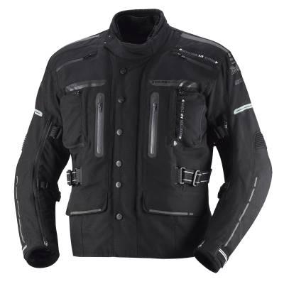 iXS Jacke Eagle 2, schwarz
