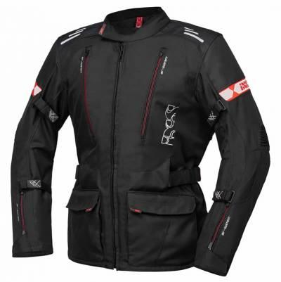 iXS Jacke Lorin ST, schwarz-rot