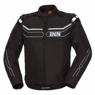 iXS Jacke RS-1000-ST, schwarz-grau