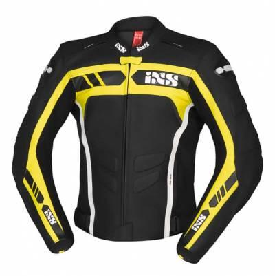 iXS Jacke Sport LD RS-600 1.0, schwarz-gelb-weiss