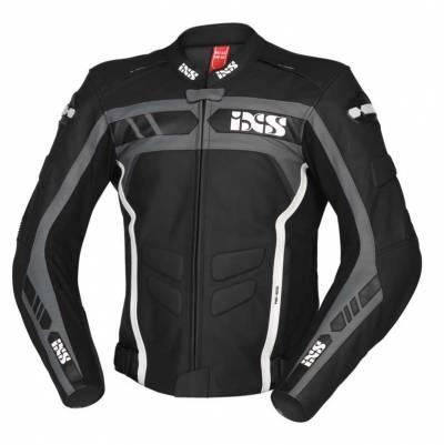 iXS Jacke Sport LD RS-600 1.0, schwarz-grau-weiss