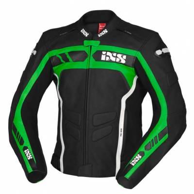 iXS Jacke Sport LD RS-600 1.0, schwarz-grün-weiss