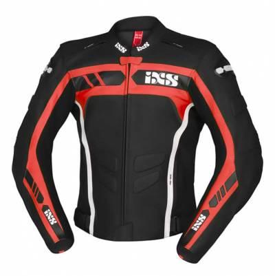iXS Jacke Sport LD RS-600 1.0, schwarz-rot-weiss