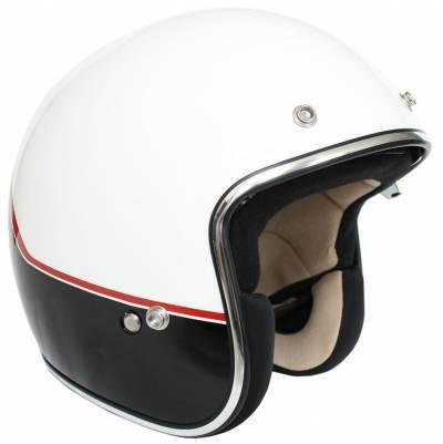 iXS Jethelm iXS-77 2.2, weiß-schwarz-rot