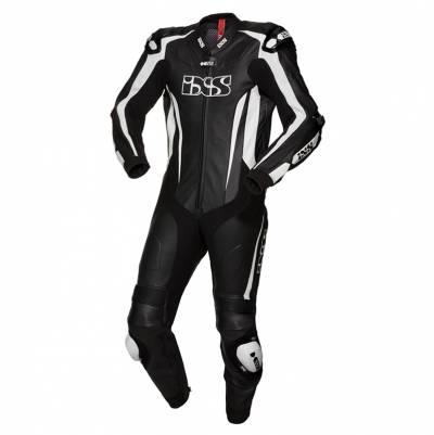 iXS Kombi RS-1000 Einteiler, schwarz-weiß