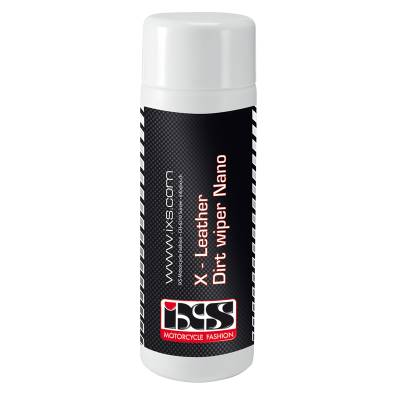 iXS Leather Dirt Wiper, Lederschutz 150ml