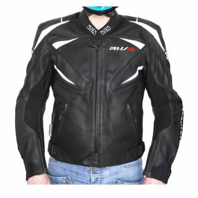iXS Lederjacke RX/3, schwarz