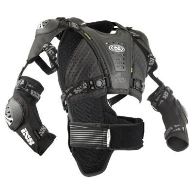 iXS Protektor-Jacke Cleaver Jacket, schwarz