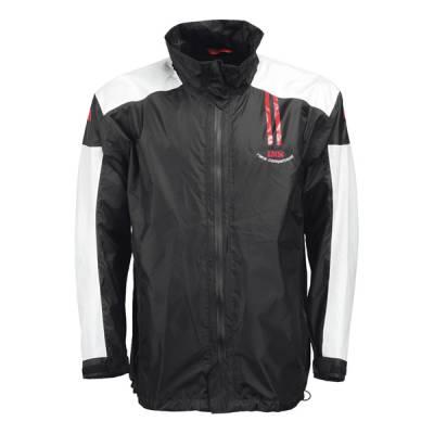 iXS Regenjacke - Waterford, schwarz-weiß