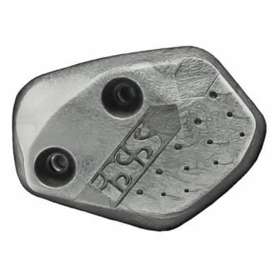 iXS Schleifer Set Ellbogen RS-1000 1, anthrazit meliert