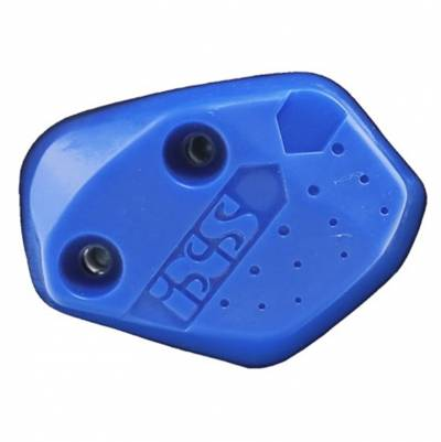 iXS Schleifer Set Ellbogen RS-1000 1, blau