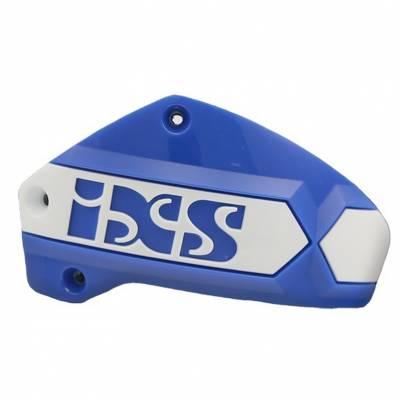 iXS Schleifer Set Schulter RS-1000, blau-weiß