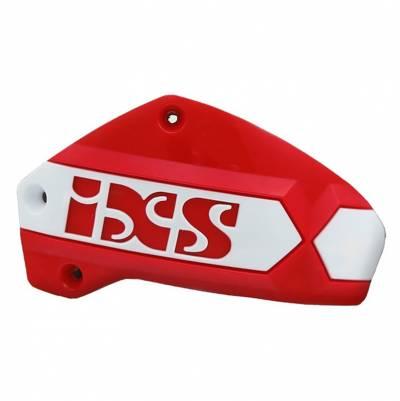 iXS Schleifer Set Schulter RS-1000, rot-weiß