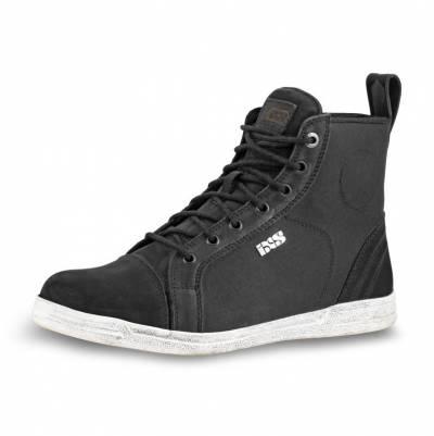 iXS Sneaker Classic Nubuk-Cotton 2.0, schwarz