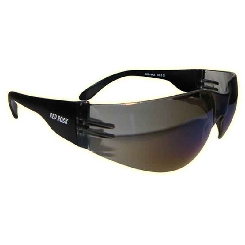 iXS Sonnenbrille Red Rock, blau verspiegelt
