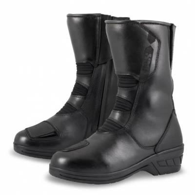 iXS Stiefel Comfort High Damen, schwarz