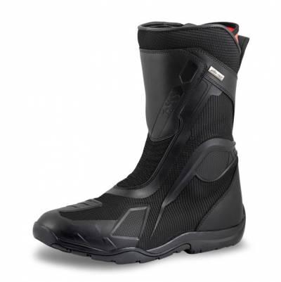 iXS Stiefel Techno-ST Plus, schwarz