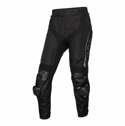 iXS Textilhose RS-1000 LT, schwarz-grau