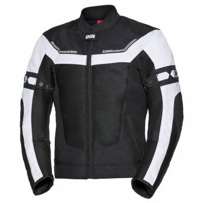 iXS Textiljacke  Levante 2.0, schwarz-weiß