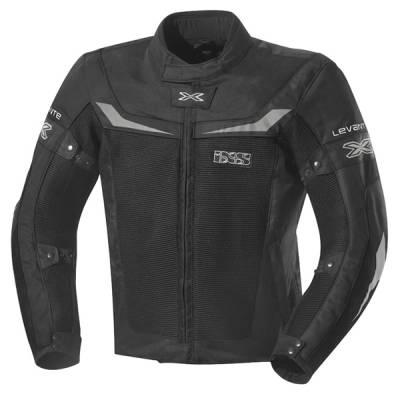 iXS Textiljacke  Levante, schwarz