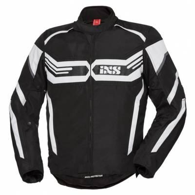 iXS Textiljacke RS-400-ST, schwarz-weiß