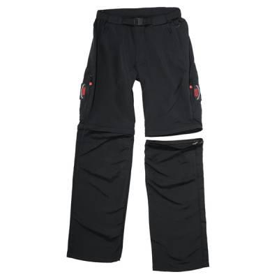 iXS Zipp-Off Hose Limerock, schwarz