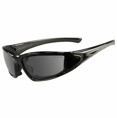 John Doe Brille Roadking Photocromic, schwarz