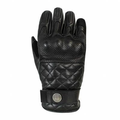 John Doe Handschuhe Tracker, schwarz