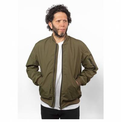 John Doe Jacke Flight Jacket, olive