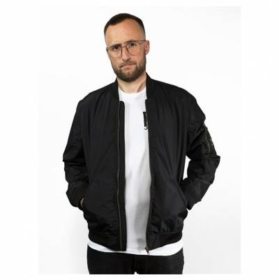 John Doe Jacke Flight Jacket, schwarz