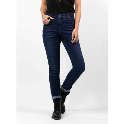 John Doe Jeans Betty High dunkelblau used