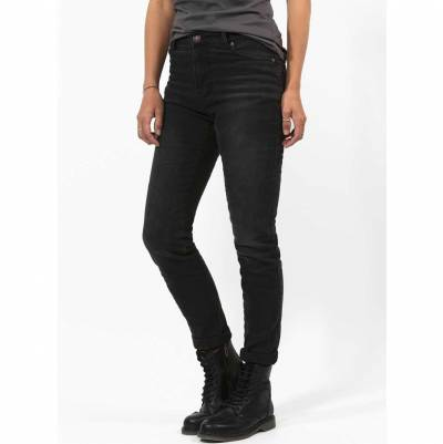 John Doe Jeans Betty High schwarz used
