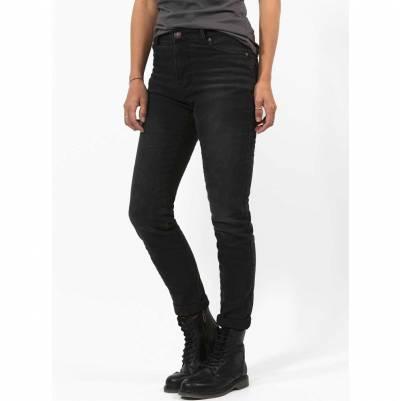 John Doe Jeans Betty High schwarz used