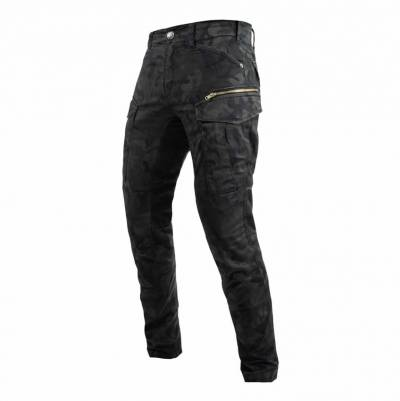 John Doe Jeans Defender Mono slim fit Cargo camouflage