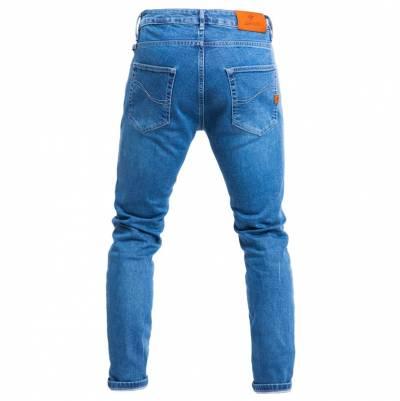 John Doe Jeans Pioneer Mono, hellblau