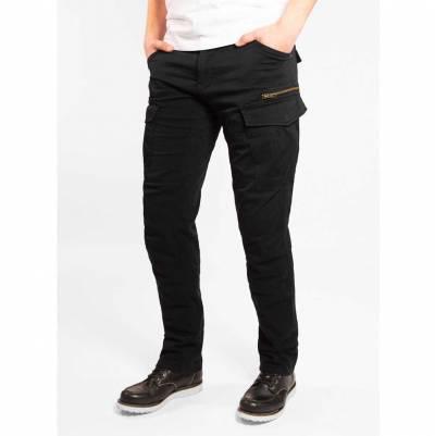 John Doe Jeans Stroker, schwarz