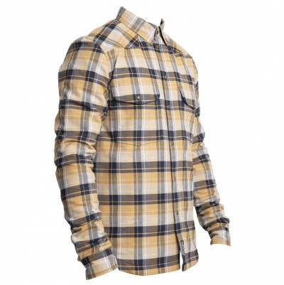 John Doe Motoshirt, gelb